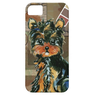THANKSGIVING YORKIE iPhone 5 CASE
