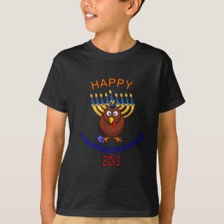 Thanksgivukkah 2013.png T-Shirt