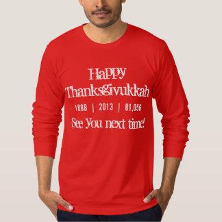 Thanksgivukkah shirt