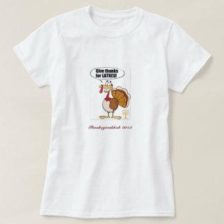 Thanksgivukkah Thanksgiving Hannukah T-shirt Tee