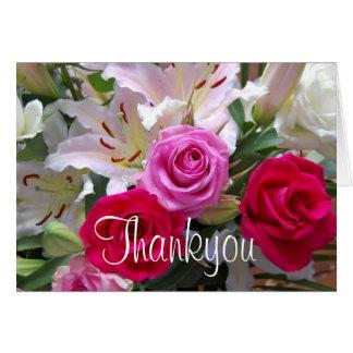 Thankyou by Salon Glacé Card