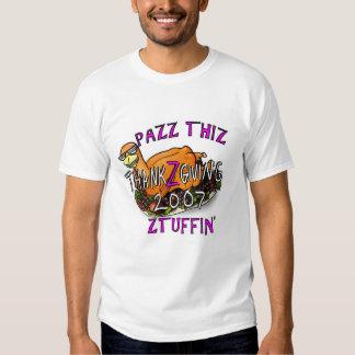 Thankzgiving 2007 T-Shirt