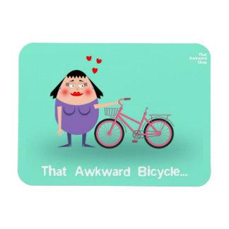 That Awkward Bicycle Magnet