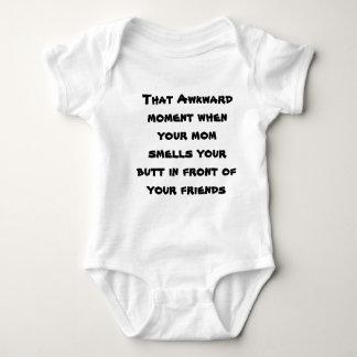 That awkward moment baby bodysuit