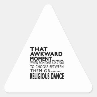 That Awkward Moment Religious Designs Sticker