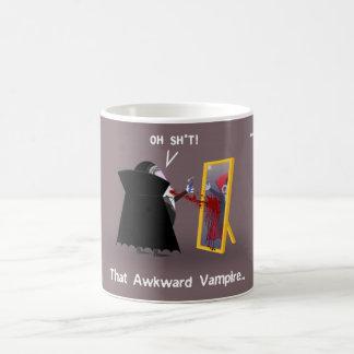 That Awkward Vampire Coffee Mug