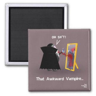That Awkward Vampire Magnet