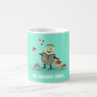 That Awkward Zombie Coffee Mug