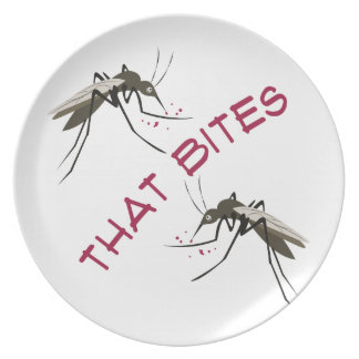 That Bites Party Plates