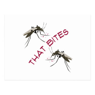 That Bites Postcard