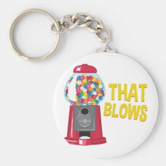 That Blows Keychain
