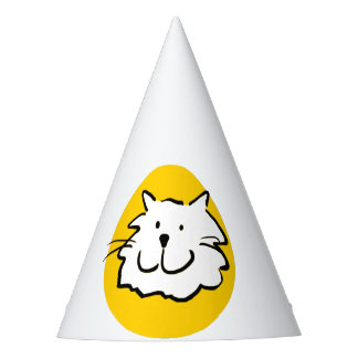 That Cat - smiling Party Hat