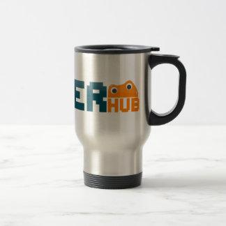 That Gamer Hub Stainless Steel Mug