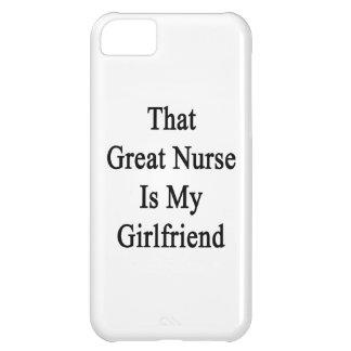That Great Nurse Is My Girlfriend iPhone 5C Case