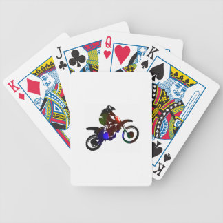 THAT MX SHOW BICYCLE PLAYING CARDS