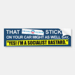 That Obama - Biden Sticker - Anti Obama Bumper Sticker