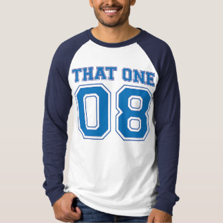 """""""THAT ONE"""" 08 Obama Debate Election T-Shirt"""