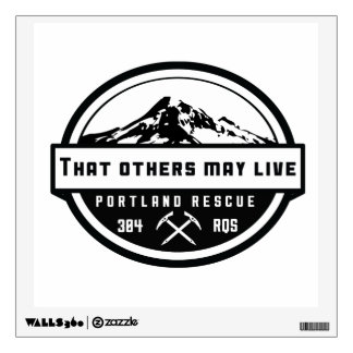 That others may live wall decal