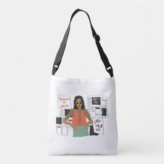 That self love Shopper Crossbody Bag