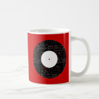 That White Label's Electric! Coffee Mug