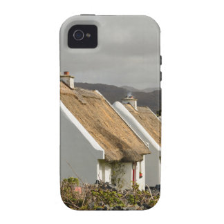 Thatched Cottages iPhone 4 Case