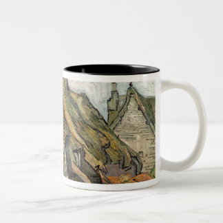 Thatched Cottages in Chaponval Coffee Mug