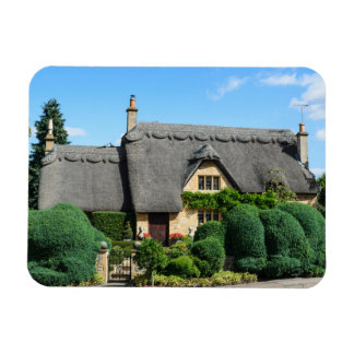 Thatched roof cottage in Chipping Campden Magnet