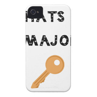 Thats a major key emoji Case-Mate iPhone 4 case