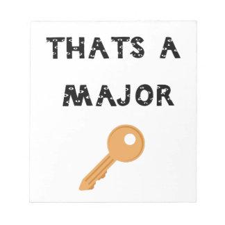 Thats a major key emoji notepad