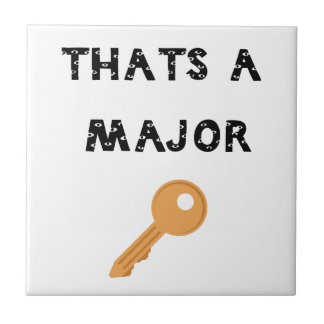 Thats a major key emoji tile