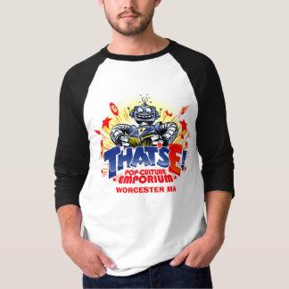 """That's E """"Baseball Style"""" COLOR LOGO Tee Shirts"""