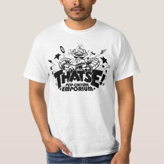 "That's E ""Basic B&W"" Shirt! T-Shirt"