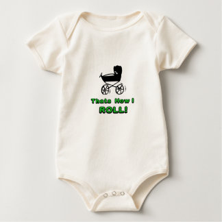 That's How I Roll. Baby Bodysuit