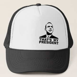 That's My President cap
