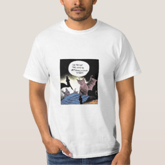 Thats not ozzy hiding in the closet. T-Shirt