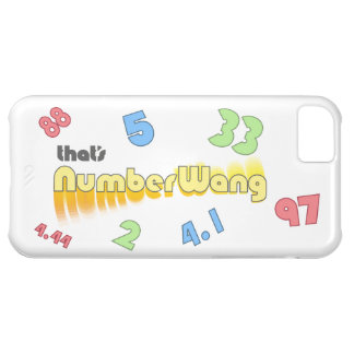 That's NumberWang iphone 5C Case