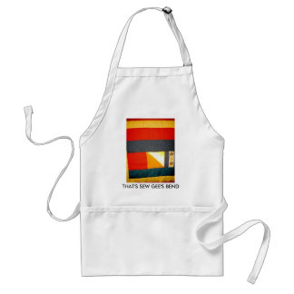 THAT'S SEW GEE'S BEND STANDARD APRON