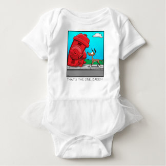 That's the one, Daddy! Baby Bodysuit