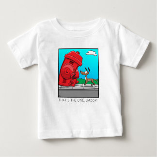 That's the one, Daddy! Baby T-Shirt