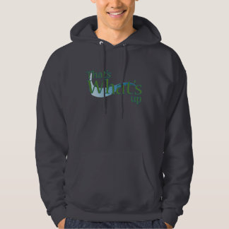 That's What's Up Mens Hoodie