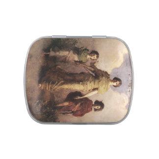 Thayer's Virgin tins & jars