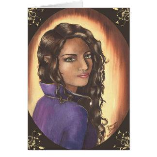 Thayla - Greeting Card
