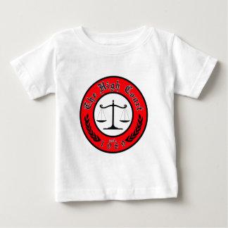 THC LOGO ALPHA BKGRND.jpg Baby T-Shirt
