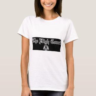 THC LOGO BLACK T-Shirt