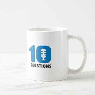 The 10 Questions Coffee Mug