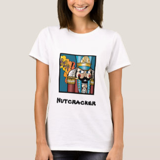 The 12 Farts of Christmas Nutcracker T-Shirt