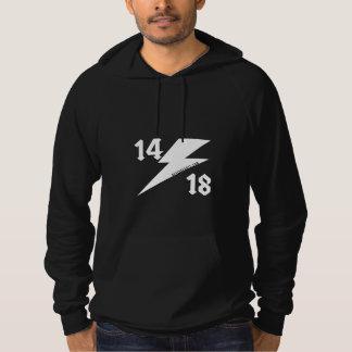 The 14⚡18 hoodie
