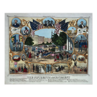 The 15th Amendment Poster