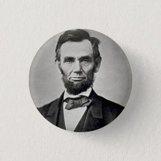 the 16th prez 1 inch round button