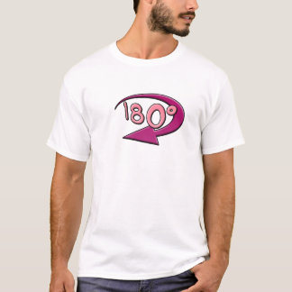 The 180Degree Man Logo Tee